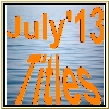 JULY 2013 Titles